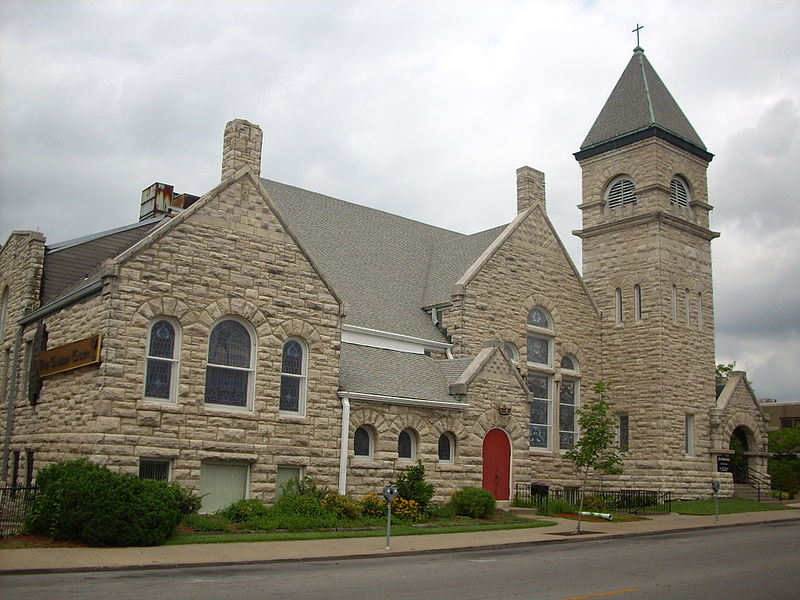 First christian church columbia missouri